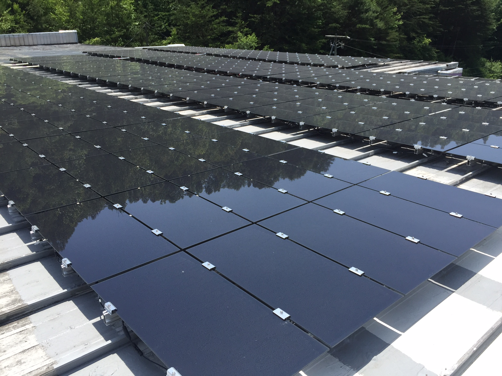 hillside theater case study solar panels