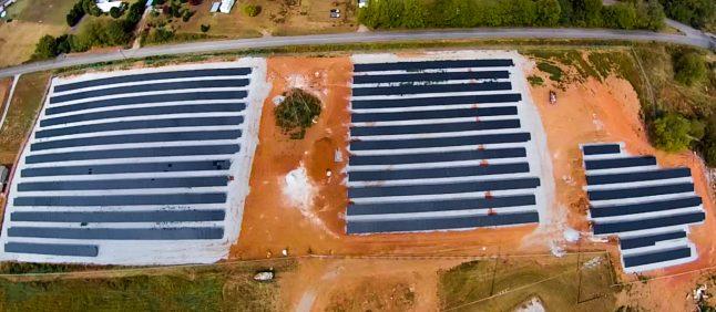 appalachian electric solar panels