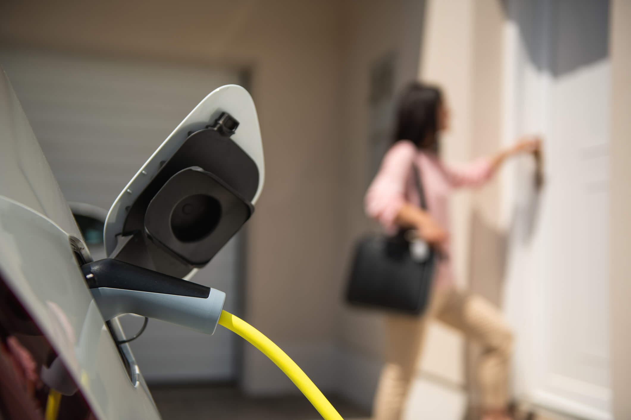residential electric vehicle charger